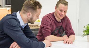 Lasse Kukkonen liittyi iDekon koulutustiimiin Paras itsestäsi -koulutuksen tiimoilta.